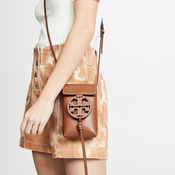 4acfaa687 Tory Burch Miller Phone Cross-Body. M 5c68af88fe5151dc619461c1